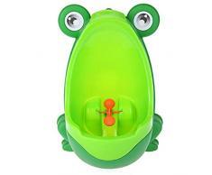 Kentop Frog - Vasino per bambini, per addestramento, per orinatoio