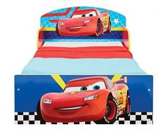 worldsa Part Disney Cars Lettino Cars 70 x 140 cm 59 x 77 x 143 cm mm taglia unica