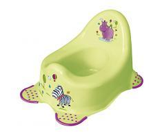 Vasino keeeper Hippo, Da 18 Mesi a 3 Anni circa, Funzione Antiscivolo, Adam, Verde