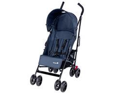 Safety 1st Slim Passeggino Leggero Compatto, Reclinabile, Chiusura Ombrello, Parapioggia Incluso, Colore Full Blue