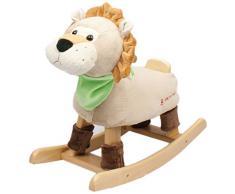 Torro 522 - Dondolo per bambini a forma di leone