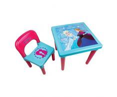 Disney darp-hfro005 stampato Frozen My first Activity IML tavolo e sedia set