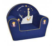 Il piccolo principe 87683 - Poltrona per bambini, colore: Blu