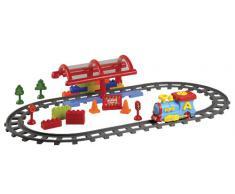 Grandi Giochi GG51503 - Pista Treno con Locomotiva