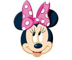 Stor - Tavolo - Scrivania per bambini   MINNIE MOUSE - BLOOM   Disney - Dimensioni: 79,5 x 100 x 50 cm. - Vari personaggi