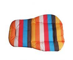 Passeggino passeggino passeggino seggiolone imbottitura per cuscino impermeabile con cotone spesso tappetino di