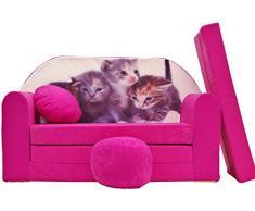 Divano per bambini acquista divani per bambini online su - Divanetto bambini ...