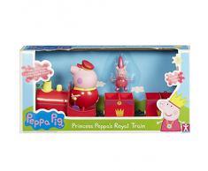 Giochi Preziosi Principessa Peppa e Il Treno Reale di Nonno Pig con Suoni