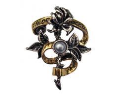 Carpe Noctum (Usare la notte) - Glück - ciondolo collana - dei bambini della notte-Collection - A Roman tavolo ispirato gotico nell'ambito