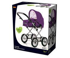 BRIO 24891310 - Carrozzina per bambole, colore: Viola