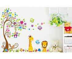 Adesivo murale per bambini » acquista Adesivi murali per bambini ...