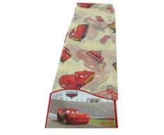 Tenda Disney Cars Pixar telo arredo cameretta 140x290 velo colore panna G284