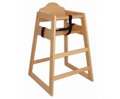 Bolero dl900 Seggiolone in legno, finiture naturali