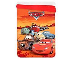 Trapunta piumone CARS pixar singola letto 1 piazza invernale bimbo Disney originale