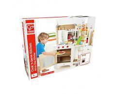 Hape E3126 - Cucina con Carrello