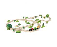 Hape E3713 - Set Pista Treno Foresta