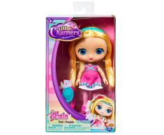 Little Charmers 6026331 - Bambola con Spazzola, Personaggi Assortiti