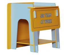 Kidsaw JCB - Comodino per bambini