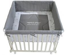 Roba 0246W RS2 Rockstar Baby 2 Box per Bambini, 100x100 cm