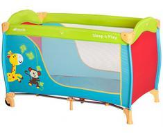 Hauck 600498 Sleep'N Play Go, Lettino da Viaggio, 60 x 120 cm, Multicolore