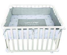 Roba 0241W Rs2 Disegno Rockstar Baby 2 Box per Bambini, Bianco