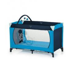 Disney 601242 Dream N Play V, Lettino da Campeggio Pieghevole, Multicolore