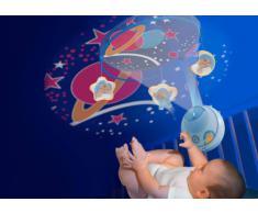 Chicco 24292 - Giostrina Magia di Stelle, Azzurro