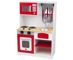 KidKraft 53299 - Cucina giocattolo Country, colore: Rosso