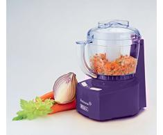 Ariete 00C176701AR0 Robomix Reverse Robot da Cucina, Viola