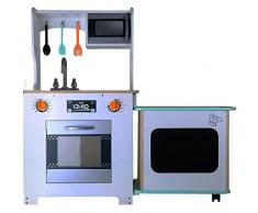 Small Foot 10047 - Cucina per Bambini Moderna con Bancone