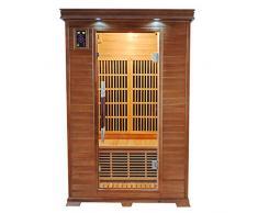 France Sauna Sauna Infrarossi Luxe - 2 Posti