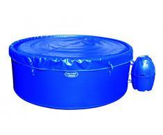 Piscina o vasca da esterno Lay-Z-Spa monaco, riscaldata con idromassaggio per 4 persone