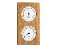 TFA SAUNA termometro Termoigrometro rovere bianco 40105201