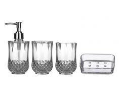 Premier Housewares Set Accessori da Bagno