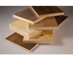 Pioppo tremulo schaelfu rnier Hell Sauna pannello a parete travestimento, sauna in legno Board grezzo