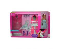 MGM - 123004 - Bambola e Mini Doll - Melody Cabina doccia