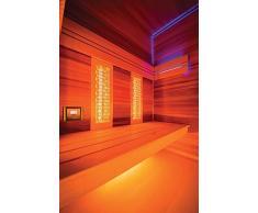 ITEMS FRANCE Hybrid COMBI 4PL – Sauna ibrida COMBI infrarossi & Vapore 4 PL.
