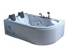 Vasca Da Bagno Per 2 Persone : Vasche da bagno angolari grafica ma ro srl da acquistare online su