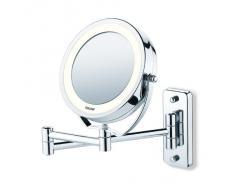 Beurer BS 59 Specchio Cosmetico Illuminato 2 in 1