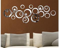 Specchio adesivo acquista specchi adesivi online su livingo for Ikea specchi adesivi
