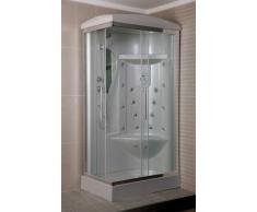 Cabina Doccia Idromassaggio 70x90 : Box doccia idromassaggio con bagno turco cheope with cabina
