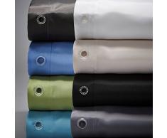 Scenario Tenda Doccia In 8 Colori Tinta Unita, Scenario Taglia 2 Bianco
