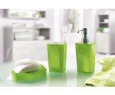 Kleine Wolke - Bicchiere portaspazzolino Easy, colore: Verde