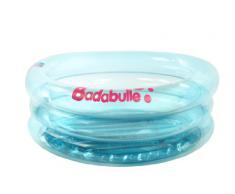 badabulle b019602 vasca da bagno gonfiabile blu