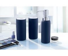 Kleine Wolke 5055789852 - Porta spazzolini Pur, colore: Blu scuro
