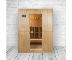 Trade-Line-Partner Combinazione modello di cabina sauna & infrarosso in uno. – Speciale azione.