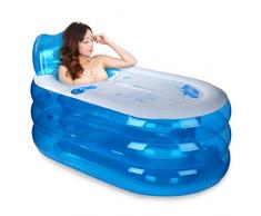 Gonfiabile Baby Vasca Da Neonato Kids Bath Tub Travel Ispessimento Pieghevole