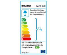 Plafoniera LED da bagno, GU10 3 wattsW