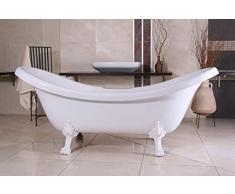 Vasche da bagno d epoca infissi del bagno in bagno - Smaltare la vasca da bagno ...