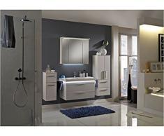 3 pezzi Pelipal Balto Mobile da bagno Set/lavabo/base/armadietto